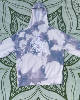 tie-dye collection - shungite infused clothing
